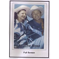 Apache Rose 16x9 Widescreen TV