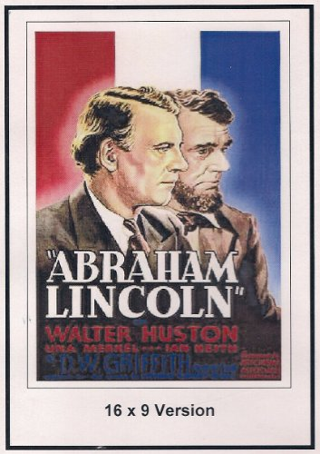 Abraham Lincoln 16x9 Widescreen TV.