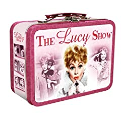 The Lucy Show Collectable Tin with Handle