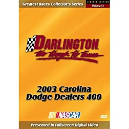 2003 Darlington 400