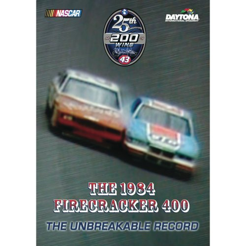 1984 Firecracker 400-Richard Petty's 200th Victory