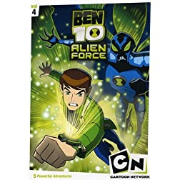 Ben 10: Alien Force, Vol. 4