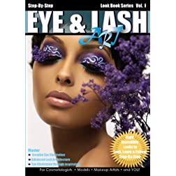Eye & Lash Art - Vol 1