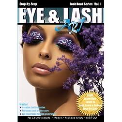 Eye & Lash Art - Vol 1