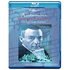 Rachmaninov: Piano Concertos Nos. 2&3 - Acoustic Reality Experience [7.1 DTS-HD Master Audio Disc] with DTS-HD Music Downloads Access [Audiophile Edition] [Blu-ray]
