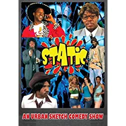 Static (Sketch Comedy Series) 3 Disc Set