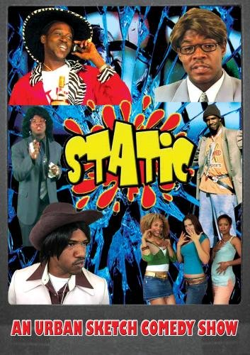 Static (Sketch Comedy Series) 3 Disc Set