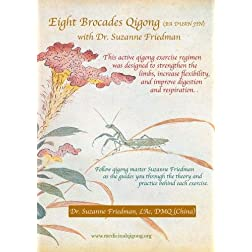Eight Brocades Qigong