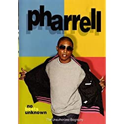 Pharrell:no beats unknown