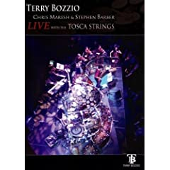 Terry Bozzio - Live with the Tosca Strings