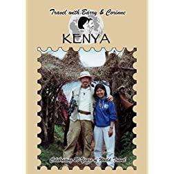 Travel with Barry & Corinne to Kenya