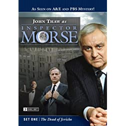 Inspector Morse Set One: Dead of Jericho