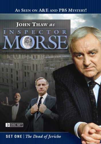 Inspector Morse Set One: Dead of Jericho
