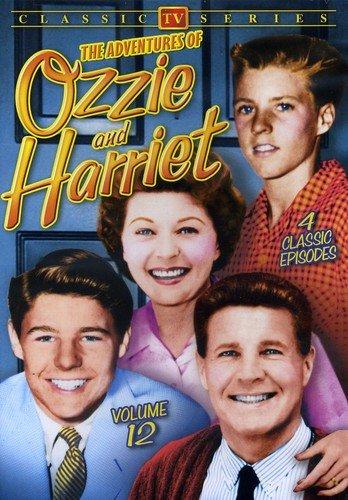 Adventures Of Ozzie & Harriet, Volume 12