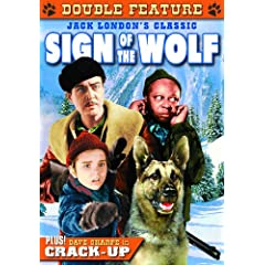 Sign Of The Wolf (1941) / Crack-Up (1934)