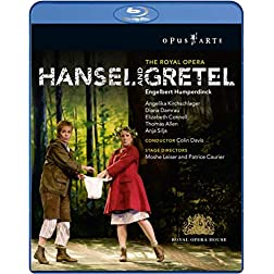 Humperdink: Hansel and Gretel [Blu-ray]