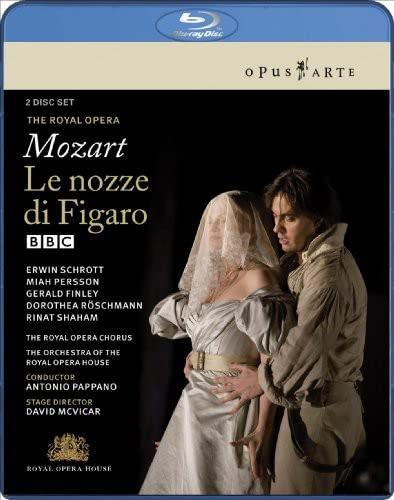 Le Nozze di Figaro [Blu-ray]
