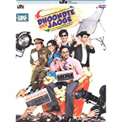 Dhoondte Reh Jaoge (Dvd)