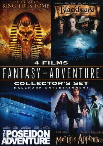 Fantasy-Adventure Collector's Set