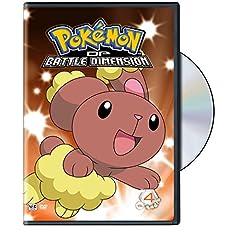 Pokemon: Diamond and Pearl Battle Dimension, Vol. 4