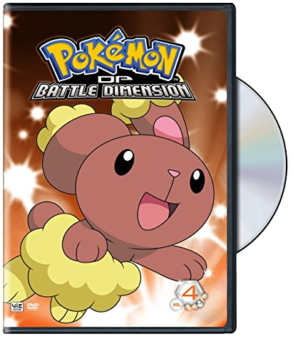 Pokemon: Diamond and Pearl Battle Dimension, Vol. 4