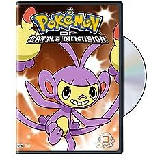 Pokemon: Diamond and Pearl Battle Dimension, Vol. 3