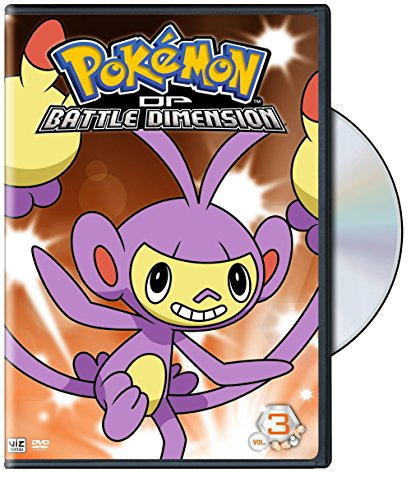 Pokemon: Diamond and Pearl Battle Dimension, Vol. 3
