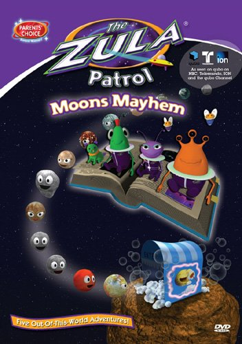 The Zula Patrol: Moons Mayhem