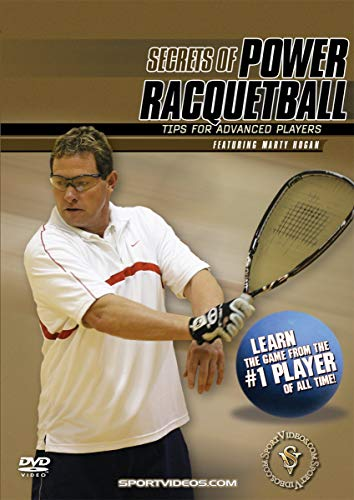 Secrets of Power Racquetball: Tips for Advanced Players