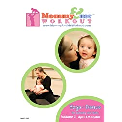 Yoga-Dance for Mommy and Baby