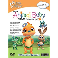 Wild Animal Baby - Box Set