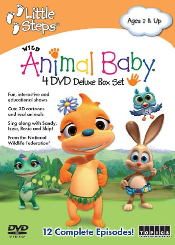 Wild Animal Baby - Box Set