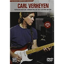 Carl Verheyen: Forward Motion - Advancing on the Electric Guitar