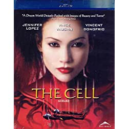 The Cell [Blu-ray]