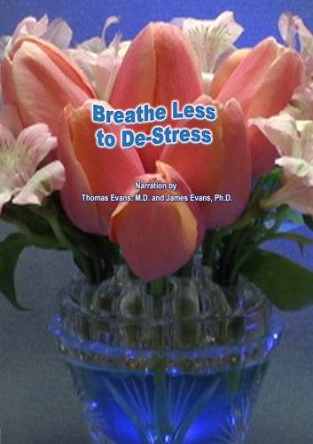 Breathe Less To De-Stress