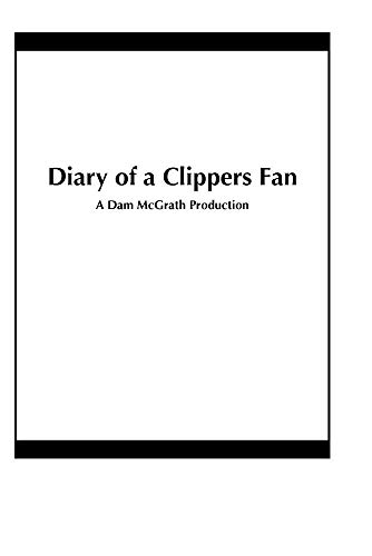 Diary of a Clippers Fan