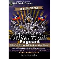 14th Annual Miss Haiti Pageant