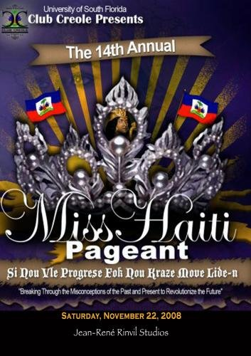 14th Annual Miss Haiti Pageant
