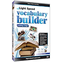 Light Speed Vocabulary Builder-Listing Lingo