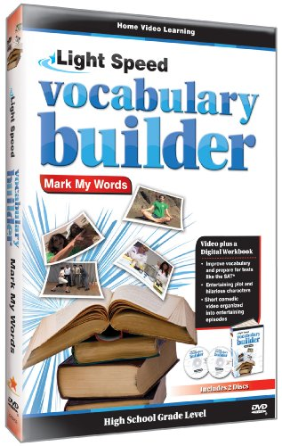 Light Speed Vocabulary Builder-Mark My Words