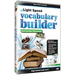 Light Speed Vocabulary Builder- Spectacular Vernacular