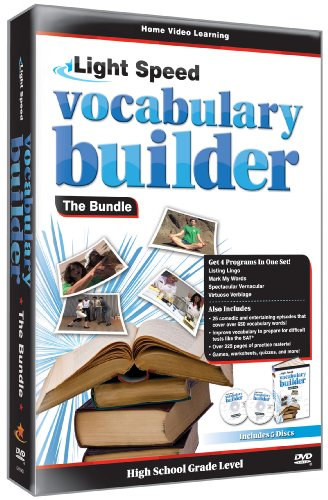 Light Speed Vocabulary Builder Bundle