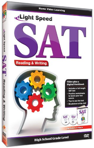 Light Speed Sat-Reading & Writing