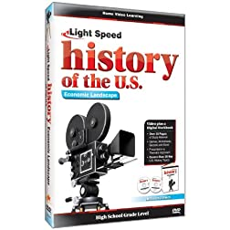 Light Speed History of the U.S.: Economic Landscape