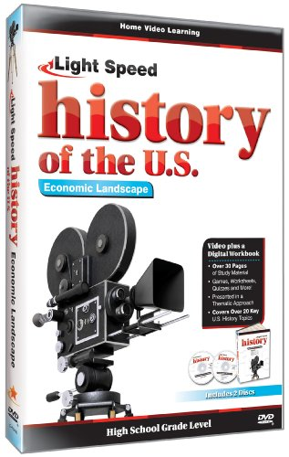 Light Speed History of the U.S.: Economic Landscape