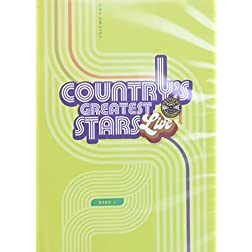 Country's Greatest Stars Live: Vol. 2
