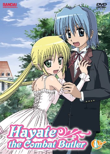Hayate the Combat Butler, Part 1