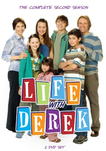 Life With Derek: The Complete Second Season (2pc)