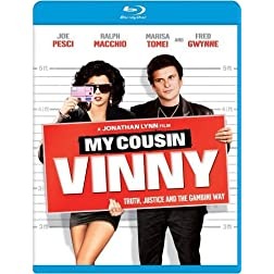 My Cousin Vinny [Blu-ray]