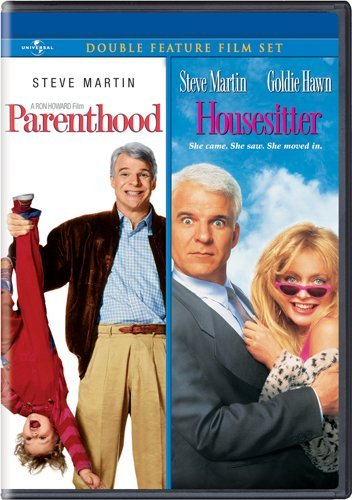 Parenthood/Housesitter Double Feature